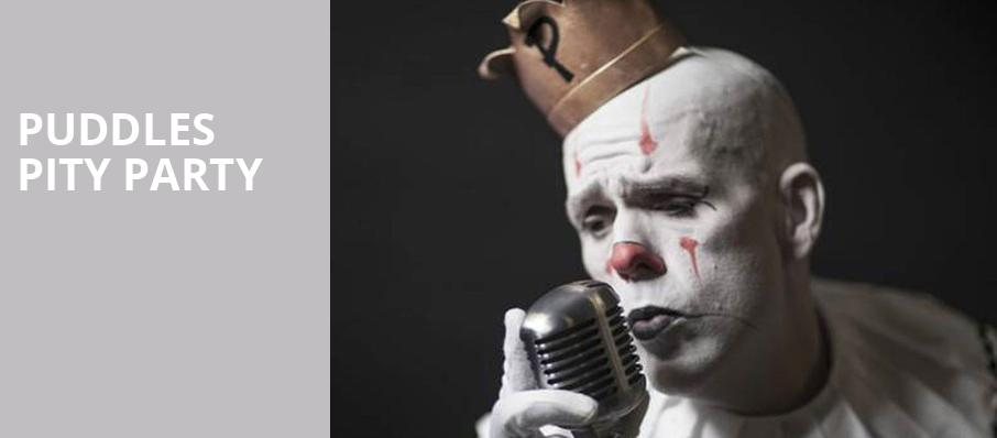 Puddles Pity Party, Capitol Center for the Arts, Boston