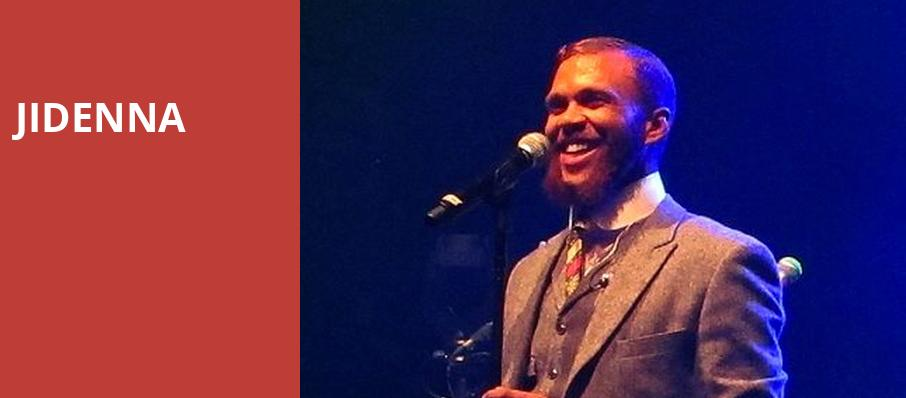 Jidenna, House of Blues, Boston