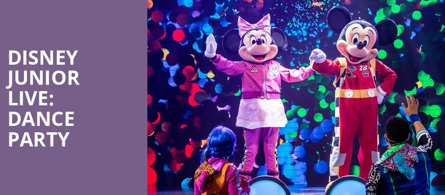 Disney Junior Live Dance Party, Capitol Center for the Arts, Boston