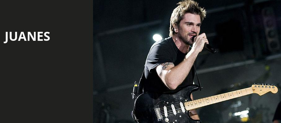 Juanes, House of Blues, Boston