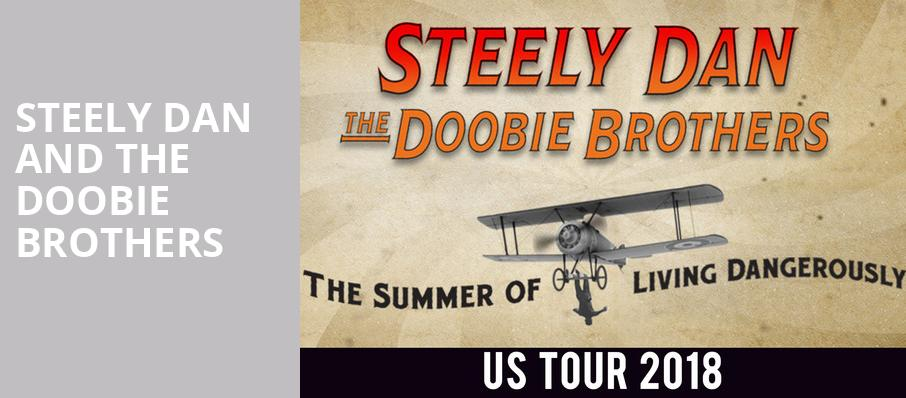Steely Dan and The Doobie Brothers, Xfinity Center, Boston