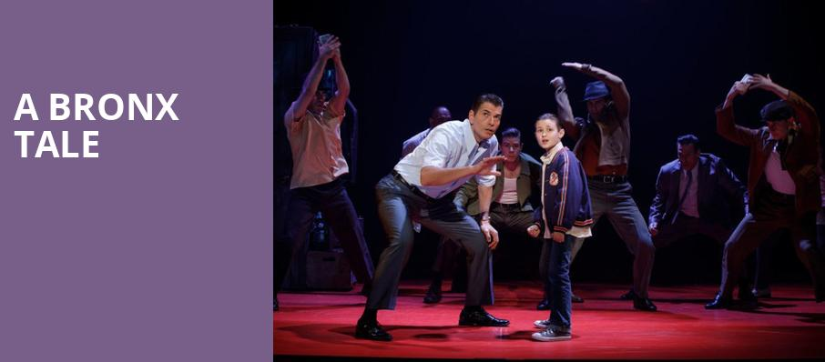 Banner image for A Bronx Tale