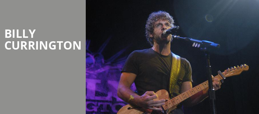 Billy Currington, Rockland Trust Bank Pavilion, Boston