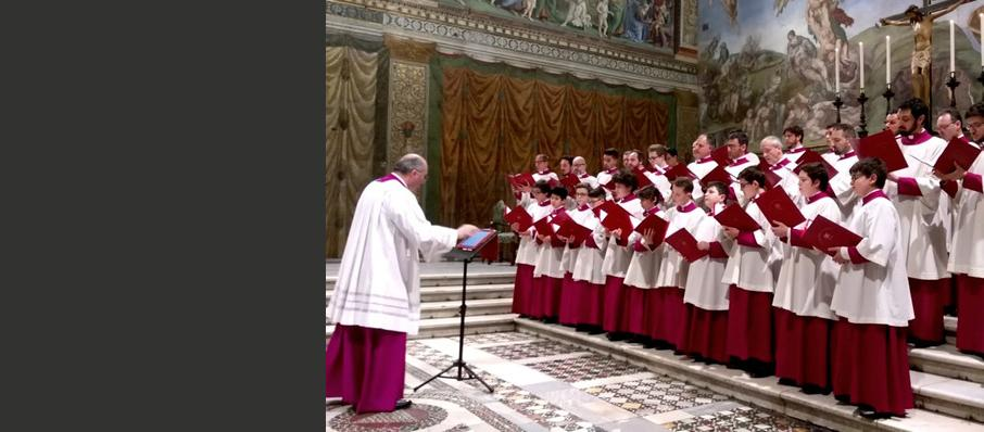 Sistine Chapel Choir, Wang Theater, Boston