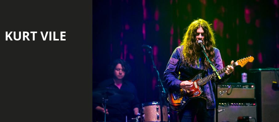 Kurt Vile, Somerville Theatre, Boston