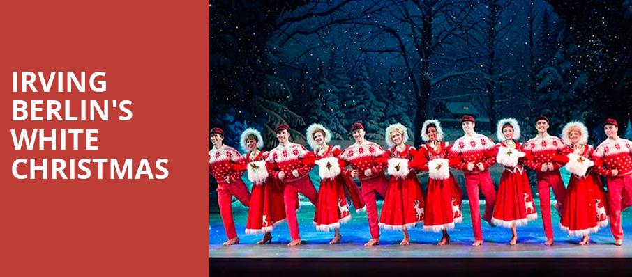 White Christmas Musical.Irving Berlin S White Christmas Wang Theater Boston Ma