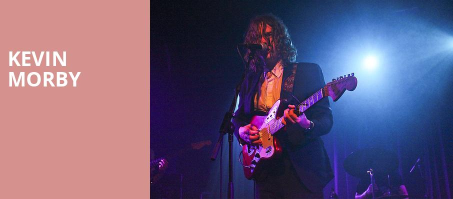 Kevin Morby, The Sinclair Music Hall, Boston