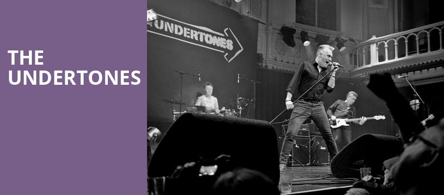 The Undertones, Paradise Rock Club, Boston