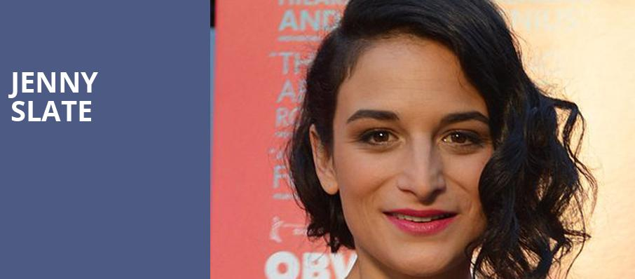 Jenny Slate, Wilbur Theater, Boston