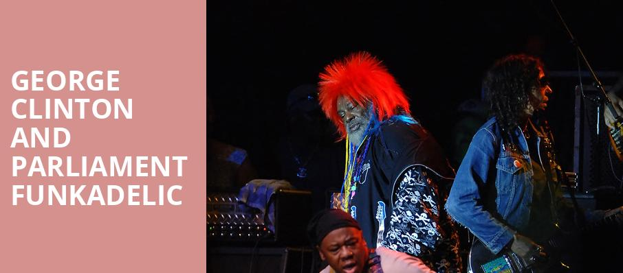 George Clinton and Parliament Funkadelic, Rockland Trust Bank Pavilion, Boston