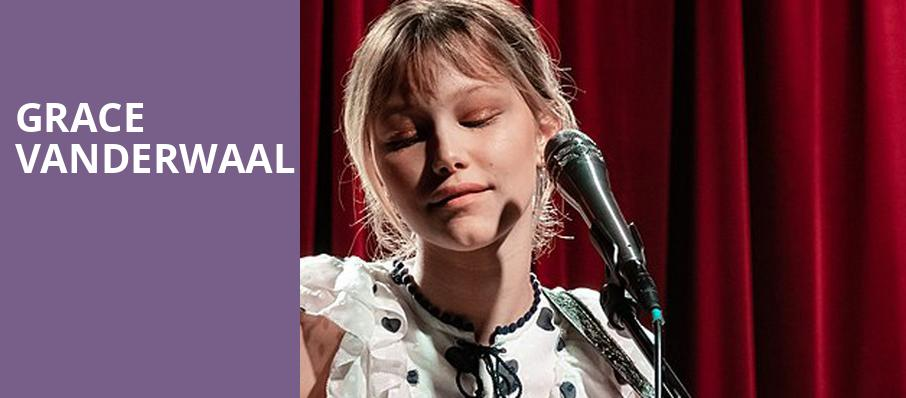 Grace Vanderwaal, Royale Boston, Boston