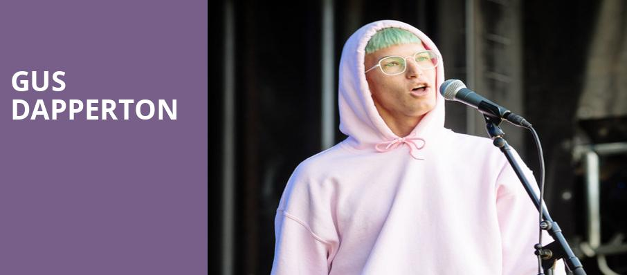 Gus Dapperton, Royale Boston, Boston