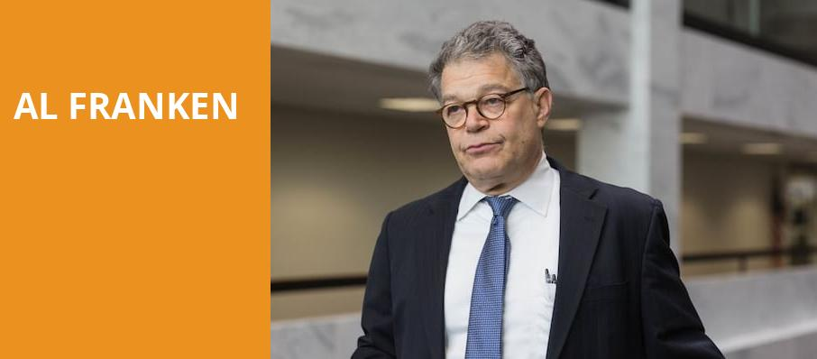Al Franken, Wilbur Theater, Boston