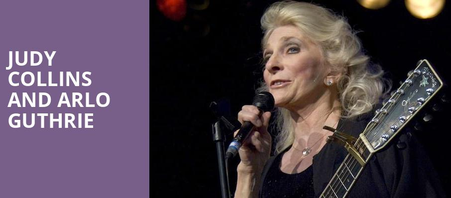 Judy Collins and Arlo Guthrie, Tanglewood Music Center, Boston