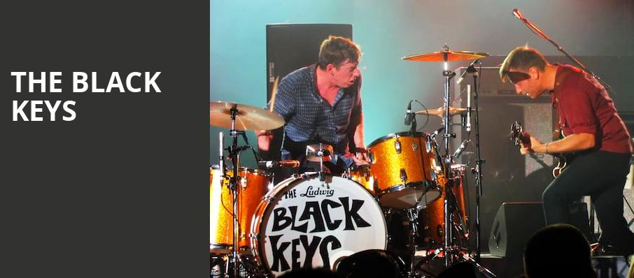 The Black Keys, Xfinity Center, Boston