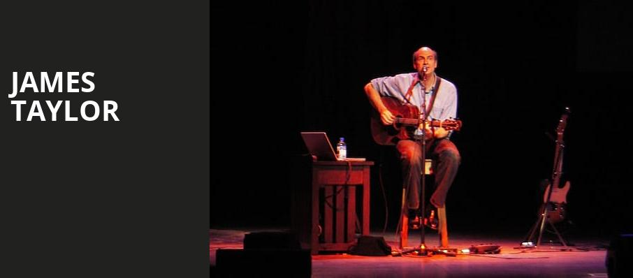 James Taylor, Fenway Park, Boston