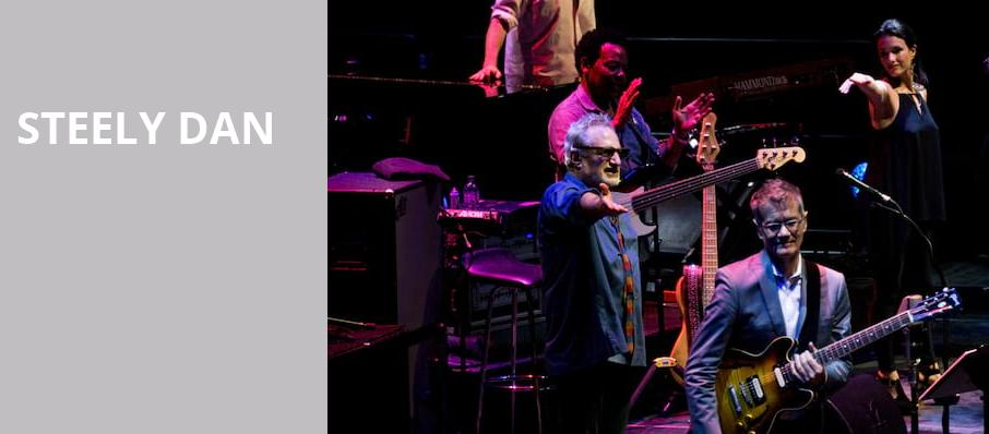 Steely Dan, Orpheum Theater, Boston