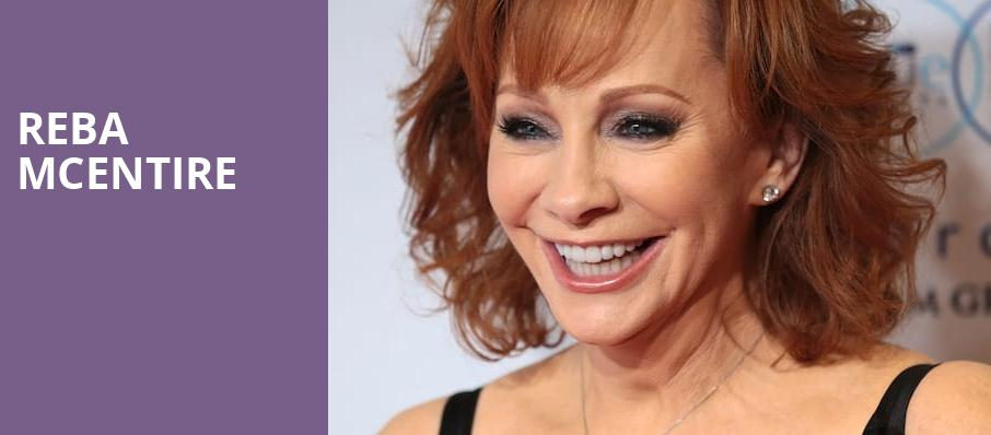 Reba McEntire, Tanglewood Music Center, Boston