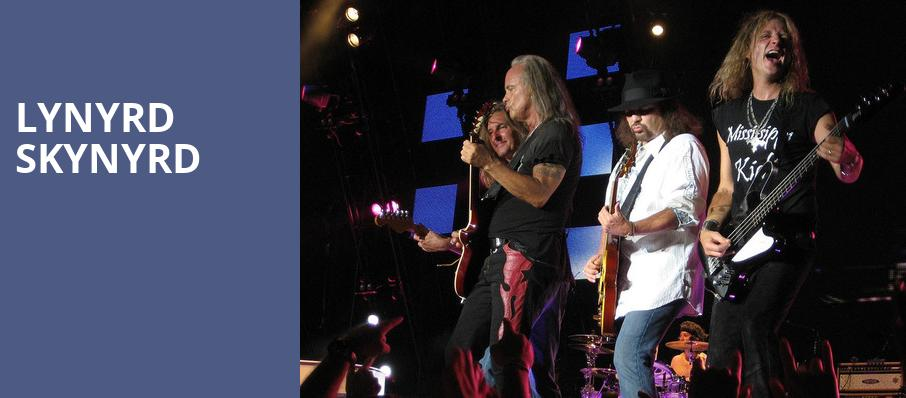 Lynyrd Skynyrd, Xfinity Center, Boston