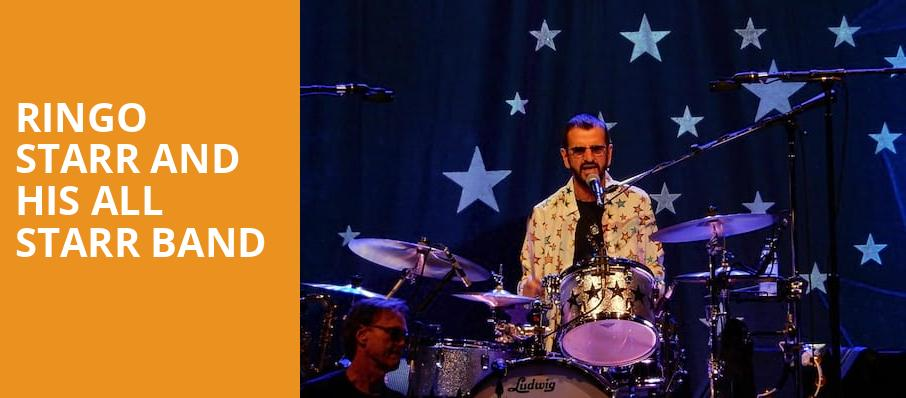 Ringo Starr And His All Starr Band, Tanglewood Music Center, Boston
