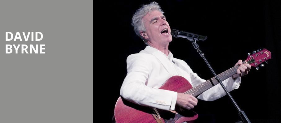 David Byrne, Blue Hills Bank Pavilion, Boston