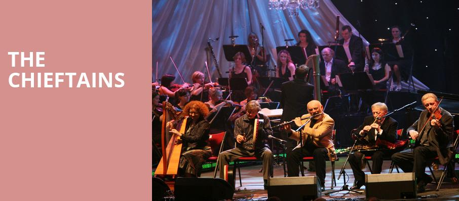 The Chieftains, Boston Symphony Hall, Boston