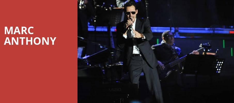 Marc Anthony, Agganis Arena, Boston
