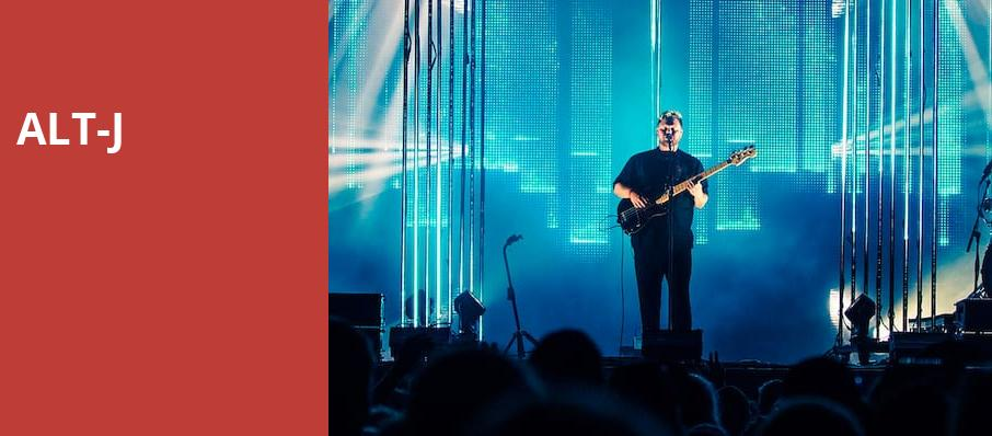 Alt J, Blue Hills Bank Pavilion, Boston