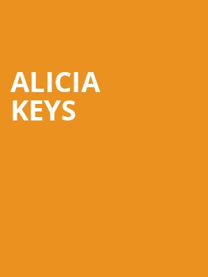 Alicia Keys, Rockland Trust Bank Pavilion, Boston