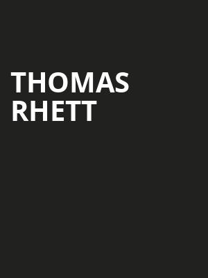 Thomas Rhett, Xfinity Center, Boston