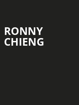 Ronny Chieng, Wilbur Theater, Boston
