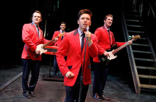 Jersey Boys, Boston Opera House, Boston
