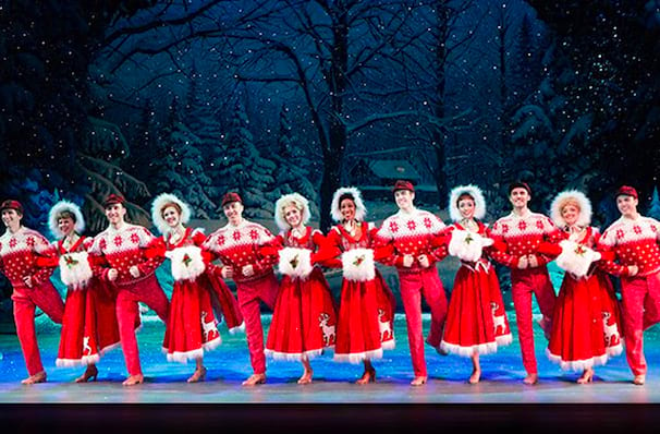 Irving Berlin's White Christmas - Wang Theater, Boston, MA - Tickets, information, reviews