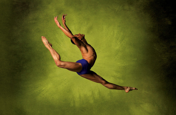Alvin Ailey American Dance Theater coming to Boston!