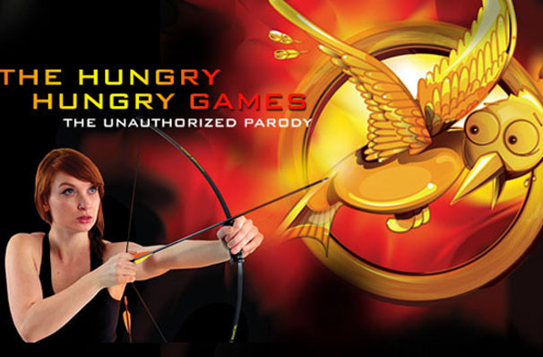 the hungry hungry games a parody at paramount theatre