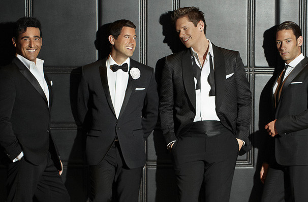 Il divo a musical affair wang theater boston ma tickets information reviews - Il divo cast ...