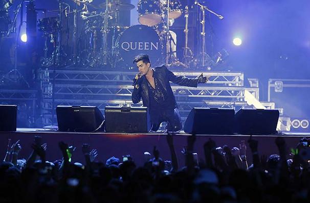 Queen Adam Lambert Td Garden Boston Ma Tickets Information Reviews