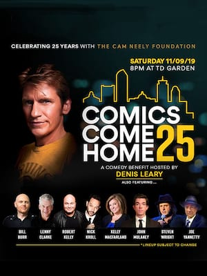 Comics Come Home Td Garden Boston Ma Tickets