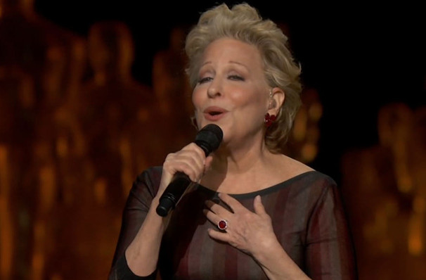 Bette Midler On Tour Get Your Tickets From Our Box Office