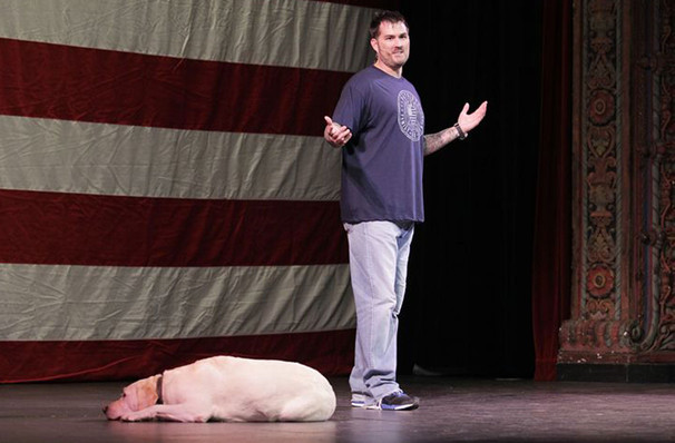 Marcus Luttrell's Patriot Tour - Wilbur Theater, Boston ...