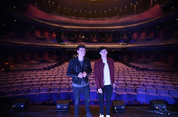 Dan amp phil the amazing tour is not on fire wang theater boston ma