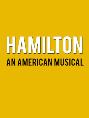 Hamilton, Events Coming Soon To You, Boston